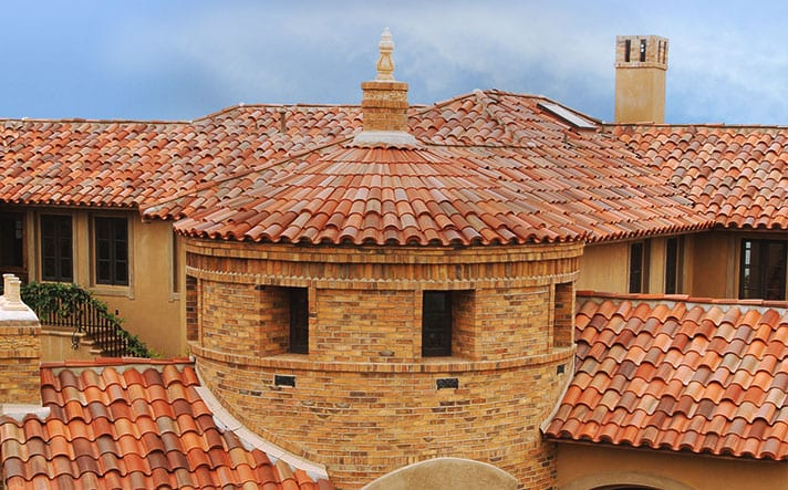 Boral Clay Tile Russ Noyes Roofing